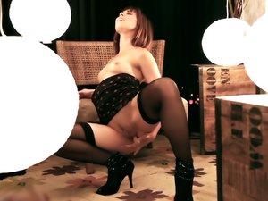 Incandescence. Erotic video