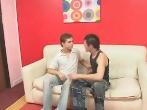 Hot Twinks Kevin and Nikie