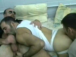Patrick Ives' Gay Threesome