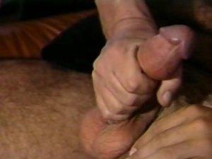 Hot Gay Bear Stroking