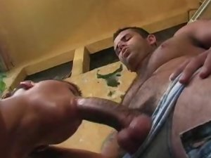 Muscled Brazilian Gays Anal