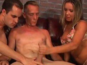 Strap On Shagging Bi Sex