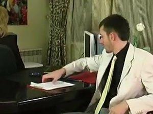 Philip and Mark crossdresser gay in action