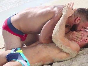 Miami Beat Part 1 - TRAILER- Ricky Larkin and Brendan Phillips - DMH - Drill My Hole