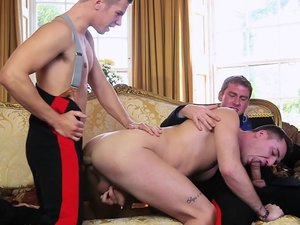 A Royal Fuckfest Part 3 - TRAILER- Paul Walker, Connor Maguire and Theo Ford - MOUK - Men of UK