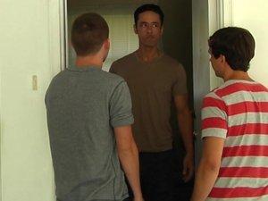 My Neighbor's Son Part 2 - TRAILER- Rafael Alencar, Jack Radley & Zac Stevens  - DMH  -Drill MY Hole