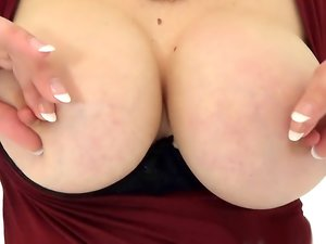 A Married Lady With VERY Big Tits