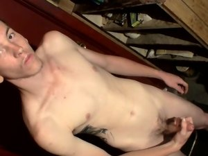 Confident Boy Jake Gets That Big Boner Out - Jake Reid