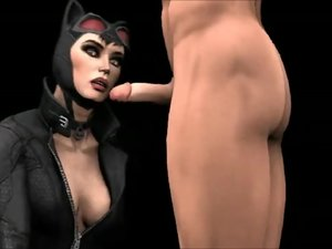 3d porn from Batman Universe