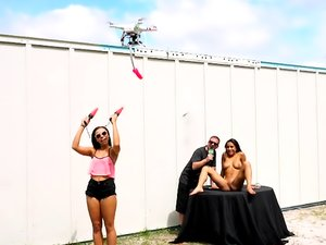 MoneyTalks - Dildo drone