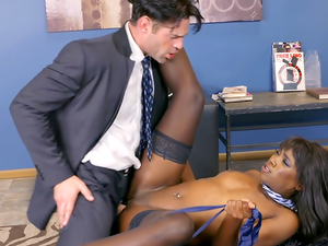 Fit To Be Tied. Porn video