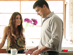 August Ames has Daddy Issues