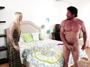 Anal Deprived Daddy