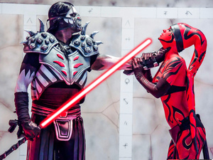 Star Wars: One Sith - XXX Parody