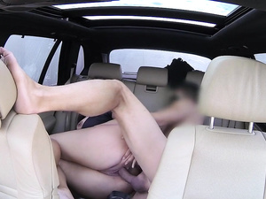 Back ally fuck for hot nymphomaniac
