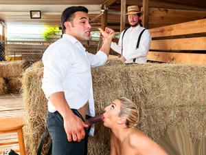 Amish Girls Go Anal Part 2: Saving My Virginity