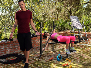 The Perverted Personal Trainer