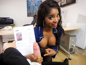 Brazzers – Interview With A Busty Boss