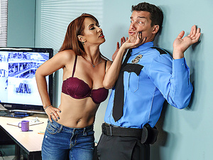 Brazzers – Mall Cop–A–Feel