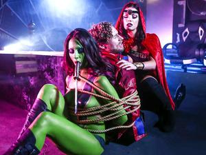 Digital Playground - Guardians of The Gonads: A DP XXX Parody
