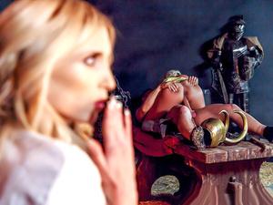 Whor: Godess of Thunder, A DP XXX Parody Part 1
