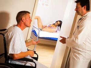 Brazzers – Just Like That, Nurse