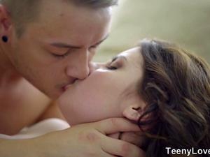 Teeny Lovers - Teeny wants anal and cum
