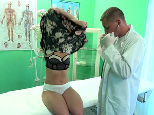 Fake Hub – Docs Charm Turns Patients Pussy Wet