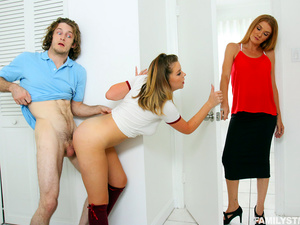 Family Strokes – No Girls Except Your Stepsis