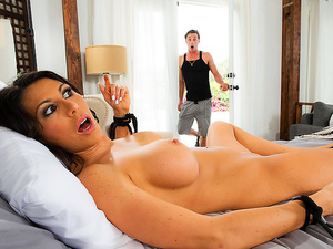 Brazzers – Tied Up Tittyfuck