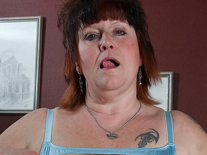 This big mama loves to get a hard cock