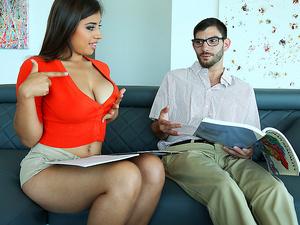 Big Naturals – Tits Are A Massive Distraction