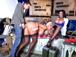 Digital Playground – Fly Girls: Final Payload Scene 5