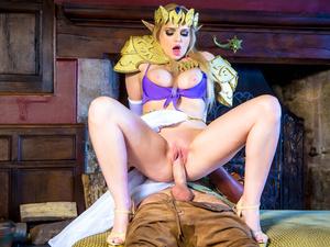 Zelda Flesh of the Wild: A DP XXX Parody