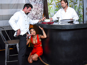 Brazzers – Tasting The Chef