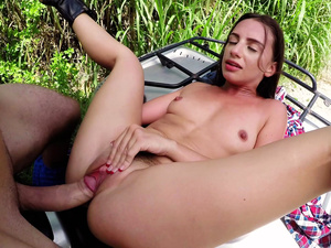 Stranded Teens – Hiker Blowjob on a Quad