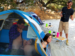Brazzers – In Tents Fucking: Part 2