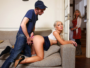 Brazzers – My Mom Would Never Expect This!
