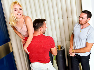 Exxxtra small – Double Dippied Dainty Teen