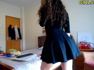 Naughtyyangel Show from 03 October 2015 P2 from girls4 cam site