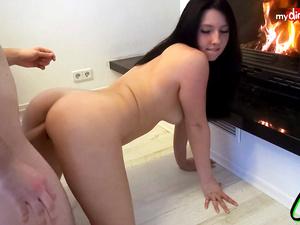 My Dirty Hobby - Teen juicy ass gets fucked hard
