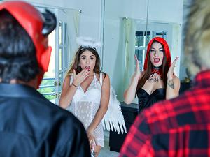 Daughter Swap – Halloween Hijinks