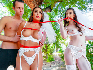 Digital Playground - Wedding Belles Scene 2