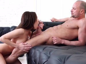 Teens Analyzed - Linda Weasley - Ass-to-mouth after first anal