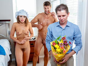 Digital Playground – Break Her at Breakfast