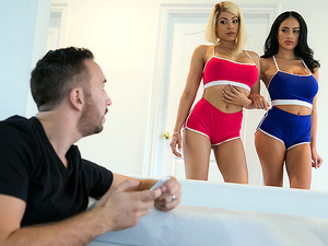 Brazzers – My Wife's Trainer