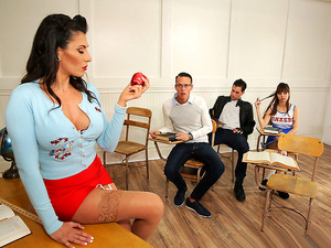 Brazzers – Leave It To Teacher