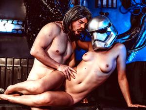 Digital Playground – Star Wars: The Last Temptation A DP XXX Parody Scene 4