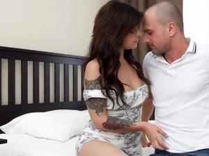 X-Sensual - Rebecca Rainbow - Oiled-up erotic surprise