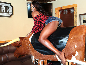 Mechanical Bull Booty